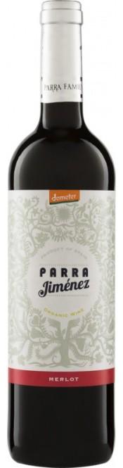 Merlot Parra Demeter DO 2018 Irjimpa (im 6er Karton)