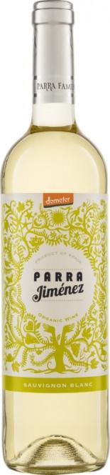 Sauvignon Blanc Parra Demeter DO 2017 Irjimpa (im 6er Karton)