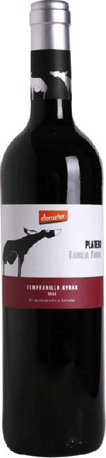 Platero Tempranillo-Syrah Demeter DO 2018 Irjimpa (im 6er Karton)