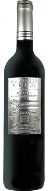 Magister Bibendi Rioja Gran Reserva D.O.Ca. 2011 Navarrsot (im 6er Karton)