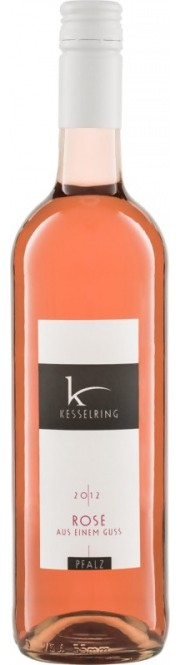 Rosé QW 2017 Kesselring (im 6er Karton)