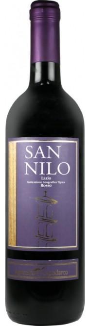 San Nilo Rosso IGT 2015 Capodarco (im 6er Karton)