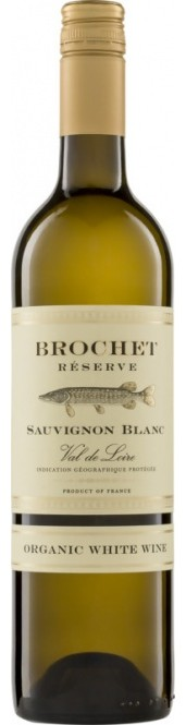 Sauvignon Blanc Brochet Réserve IGP 2016 Ampelidae (im 6er Karton)