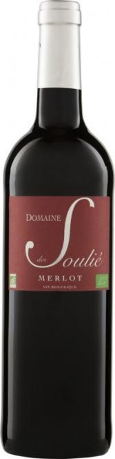 Domaine Soulié Merlot Barrique IGP 2019 (im 6er Karton)