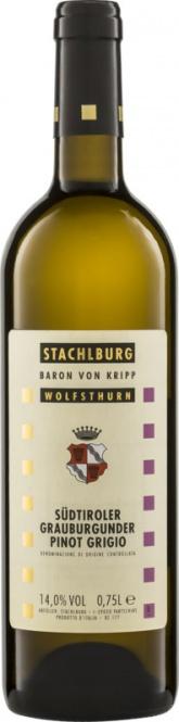 Grauburgunder Pinot Grigio DOC 2016 Stachlburg (im 6er Karton)