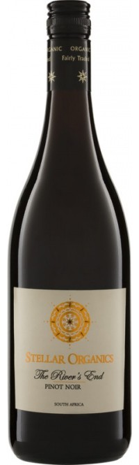 The Rivers End Pinot Noir 2014 Stellar Organics (im 6er Karton)