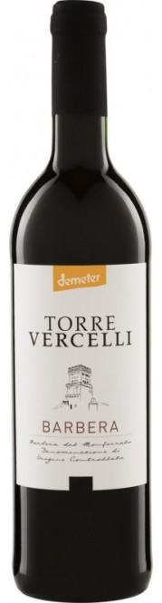 TORRE VERCELLI Barbera Demeter DOC 2017 (im 6er Karton)