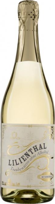 Traubensecco Lilienthal 2019 - alkoholarm (im 6er Karton)