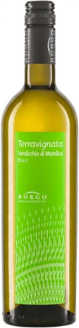 Verdicchio di Matelica Terravignata DOC 2018 Borgo Paglianetto (im 6er Karton)