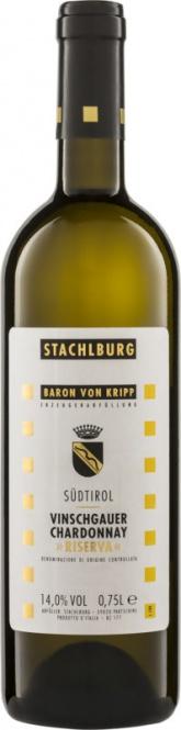 Vinschgauer Chardonnay Riserva DOC 2014 Stachlburg