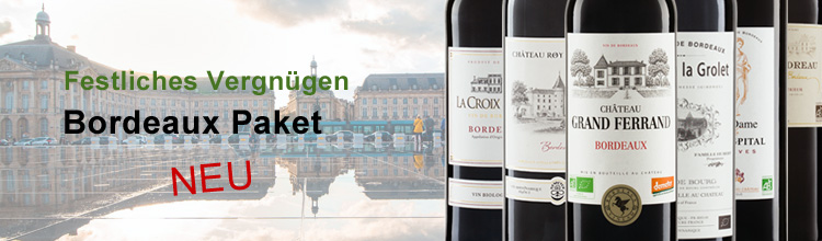 Biowein Großes Bordeaux Paket