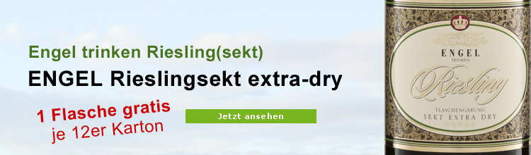 Biowein Engel Rieslingsekt