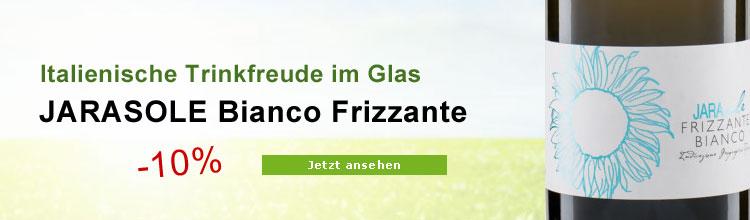 Biowein Jarasole Bianco Frizzante