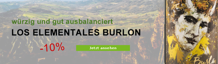 Biowein LOS ELEMENTALES BURLON