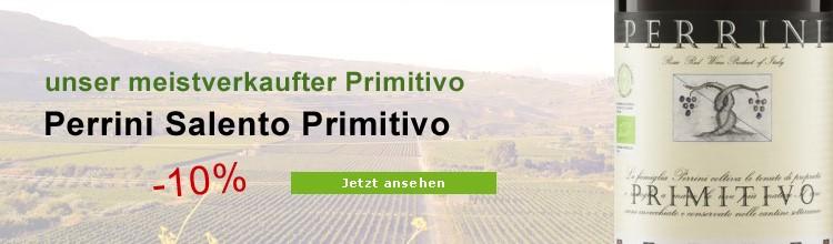 Biowein Perrini Primitivo