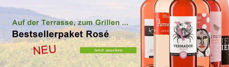 Biowein Bestseller Rosé