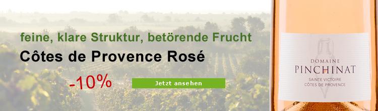 Biowein Côtes de Provence Rosé