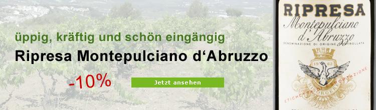 Biowein Ripresa Montepulciano d´Abruzzo