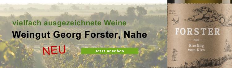 Biowein Weingut Georg Forster