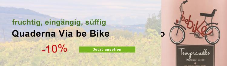 Quaderna Via be Bike Biowein