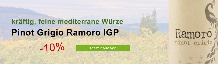 Pinot Grigio Ramoro Biowein