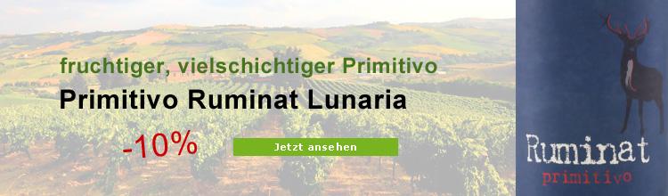 Primitivo Ruminat Biowein