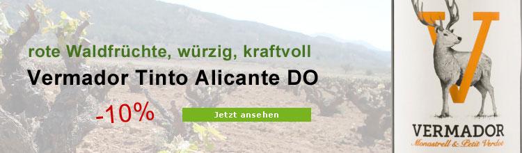 Vermador Tinto Alicante Biowein